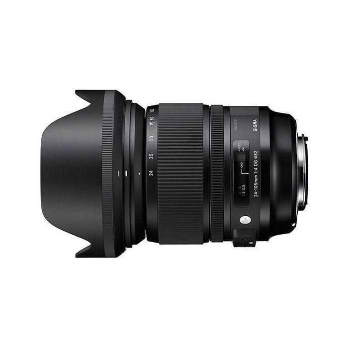 Obiettivo Sigma 24-105mm f/4 DG OS HSM Art x Canon Lens 24-105