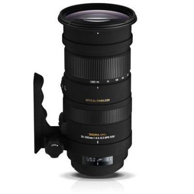 Obiettivo Sigma APO 50-500mm 50-500 F/4.5-6.3 DG OS HSM x Nikon