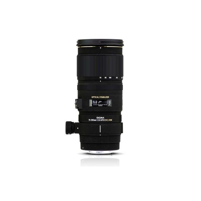 Obiettivo Sigma APO 70-200mm F/2.8 EX DG OS HSM 70-200 x Nikon