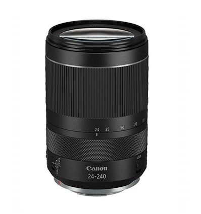 Obiettivo Canon RF 24-240mm f/4-6.3 IS USM per mirrorless EOS R PRONTA CONSEGNA