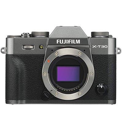 Fotocamera Mirrorless Fujifilm X-T30 Body solo corpo Argento scuro