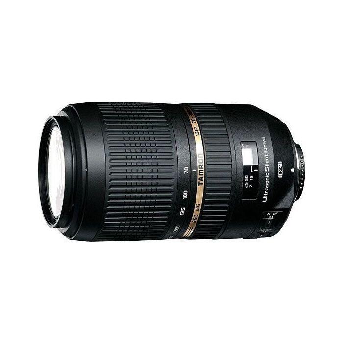 Obiettivo Tamron SP 70-300mm 70-300 f/4-5.6 Di VC USD x Canon