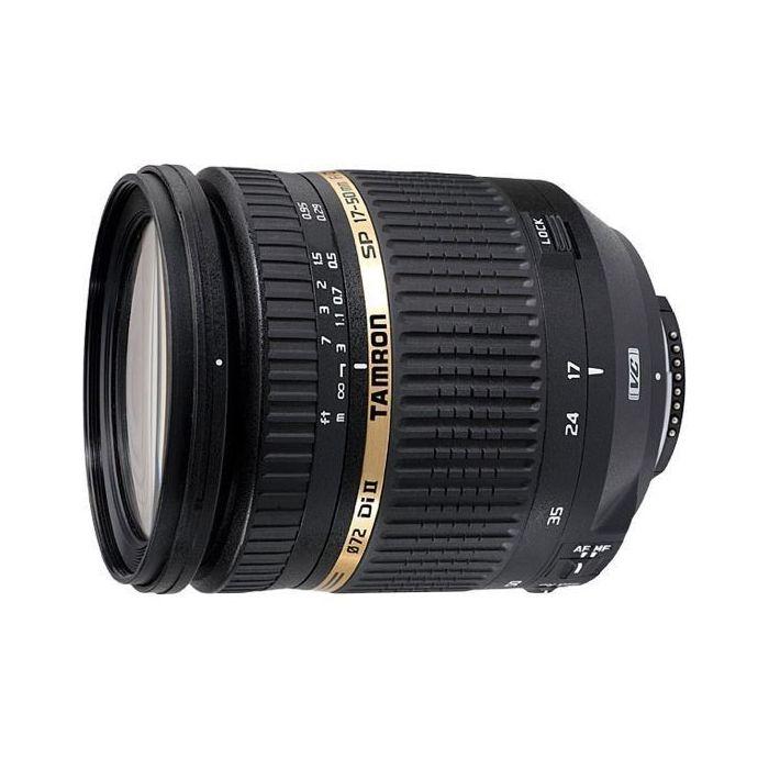 Obiettivo Tamron 17-50mm F2.8 XR Di II VC SP AF per Canon