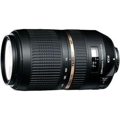 Obiettivo Tamron SP 70-300mm 70-300 f/4-5.6 Di VC USD x Nikon