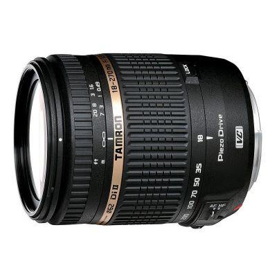 Obiettivo Tamron 18-270mm 18-270 F/3.5-6.3 Di II VC PZD x Nikon