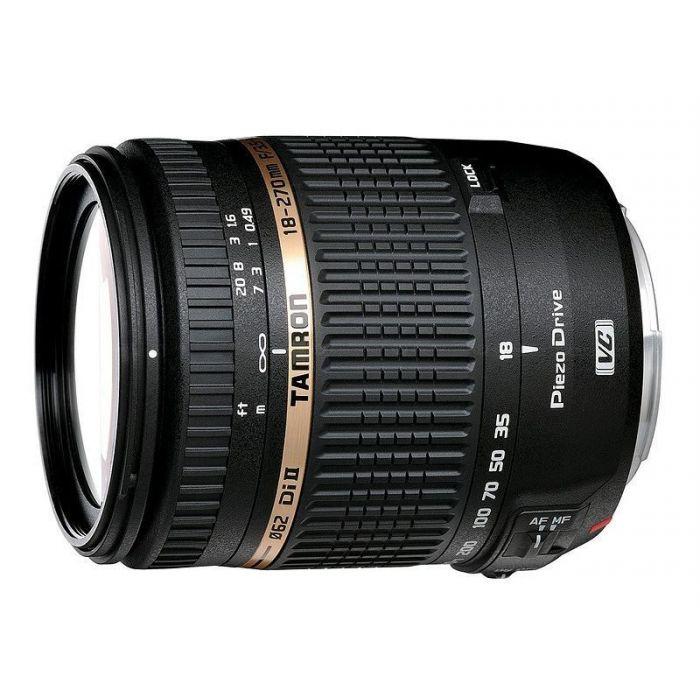 Obiettivo Tamron 18-270mm 18-270 F/3.5-6.3 Di II VC PZD per Nikon