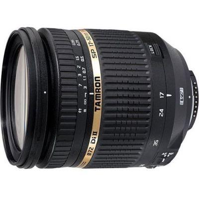 Obiettivo Tamron 17-50 mm 17-50 F2.8 XR Di II VC SP AF 17-50 x Nikon