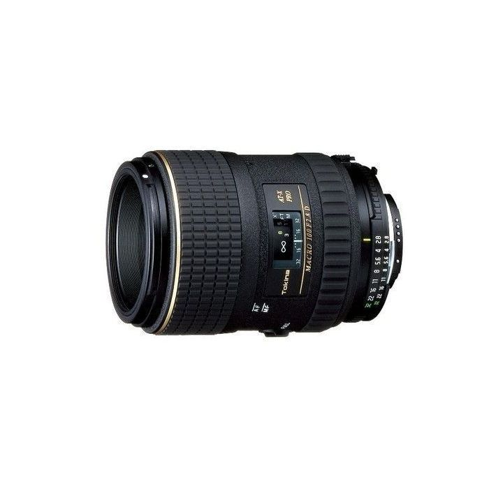 Obiettivo Tokina AT-X M100 M 100 AF PRO D AF 100mm f/2.8 f2.8 x Canon