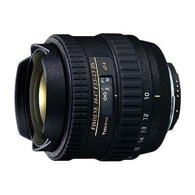 Obiettivo Tokina AT-X 107 AF DX 10-17mm per Canon (no paraluce)