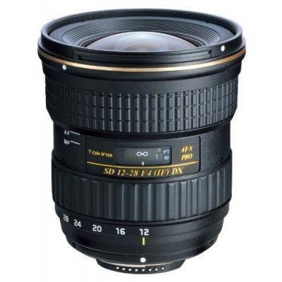 Obiettivo Tokina AT-X 12-28 PRO DX 12-28mm f/4 x Canon Lens