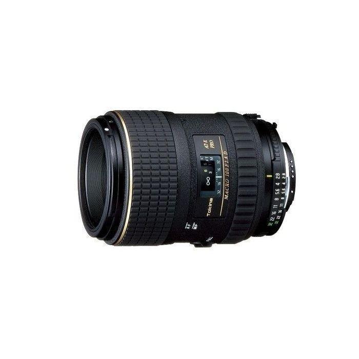 Obiettivo Tokina AT-X M100 M 100 AF PRO D AF 100mm f/2.8 f2.8 x Nikon