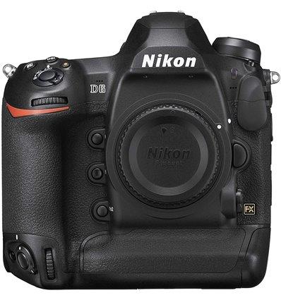 Fotocamera Reflex DSLR FX Nikon D6 body [MENU ENG]
