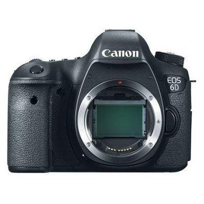 Fotocamera Canon EOS 6D 6-D 6 D Solo Corpo Only Body