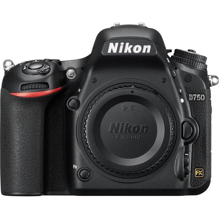 Fotocamera Reflex Nikon D750 Body solo corpo