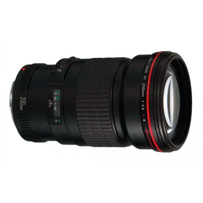 Obiettivo Canon EF 200mm f/2.8L II USM Lens
