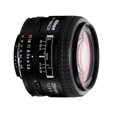 Obiettivo Nikon AF Nikkor 28mm f/2.8D Lens