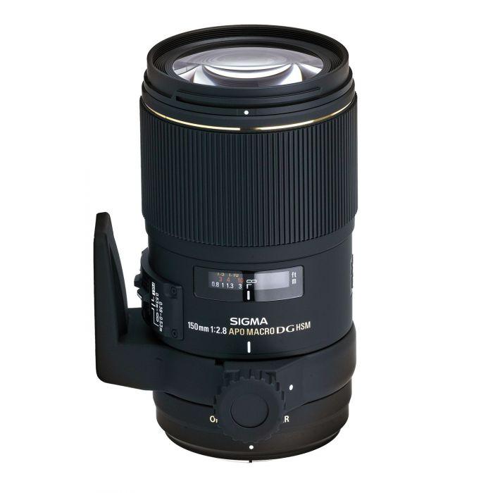 Obiettivo Sigma APO MACRO 150mm F2.8 EX OS DG HSM x Canon Lens