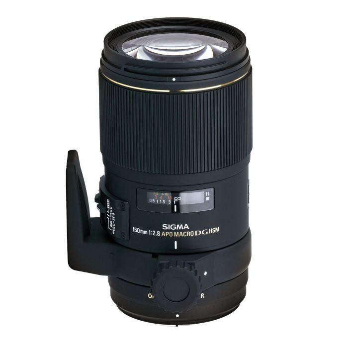 Obiettivo Sigma APO MACRO 150mm F2.8 EX OS DG HSM x Nikon Lens