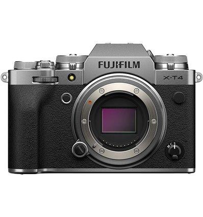 Fotocamera Mirrorless Fujifilm X-T4 Body Silver