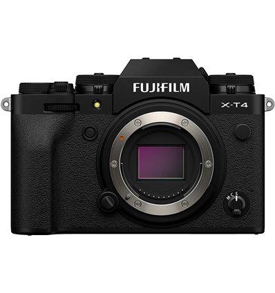 Fotocamera Mirrorless Fujifilm X-T4 Body Nero