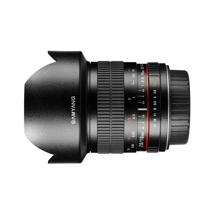 Obiettivo Samyang 10mm f/2.8 ED AS NCS CS x Canon Lens