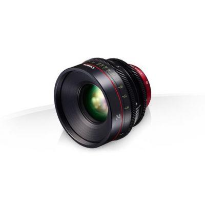 Obiettivo Canon CN-E24mm T1.5 L F Video Lens