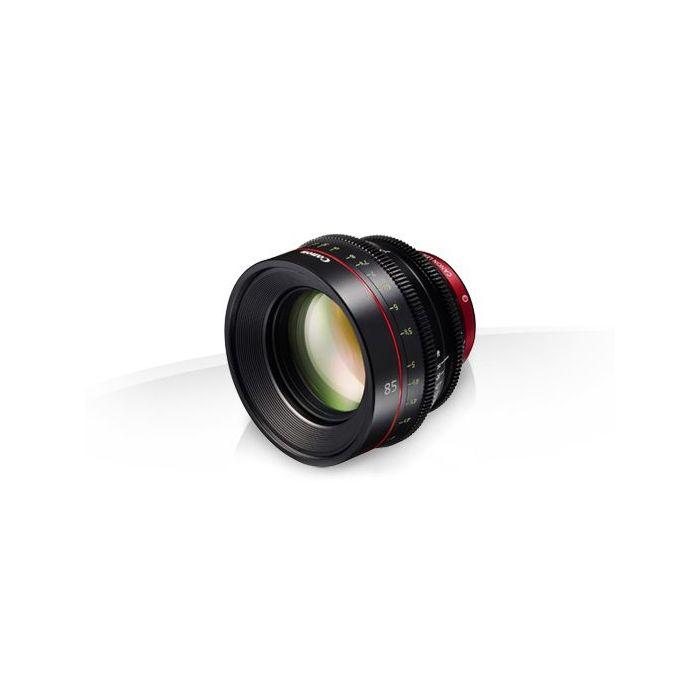 Obiettivo Canon CN-E85mm T1.3 L F Video Lens CN-E 85mm