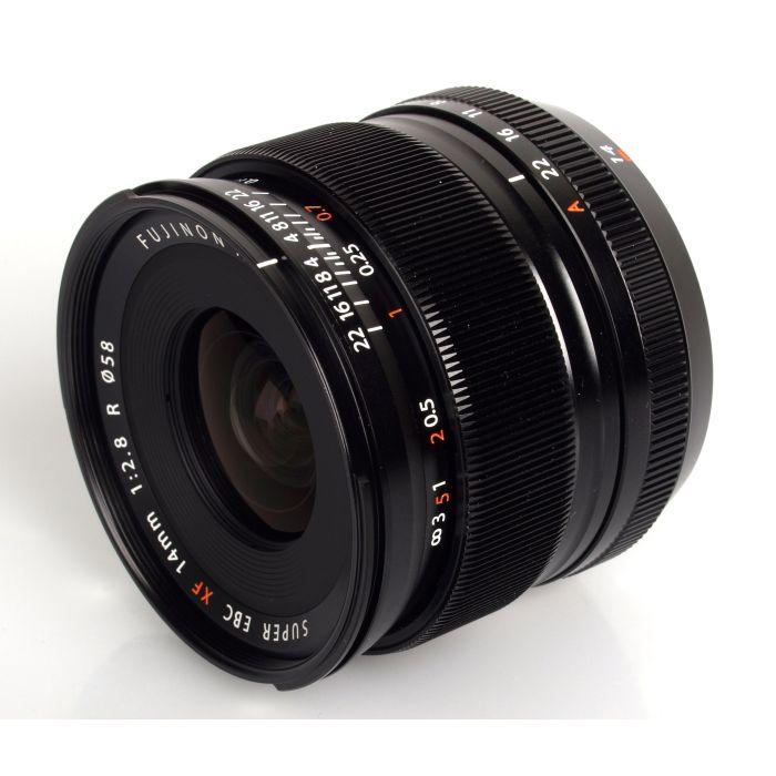 Obiettivo FUJINON XF14mm F2.8 R XF 14mm x Fuji Fujifilm