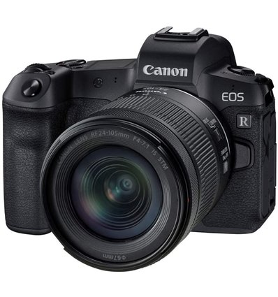 Fotocamera Canon EOS RP Kit RF 24-105 f/4-7.1 IS STM (no adattatore)
