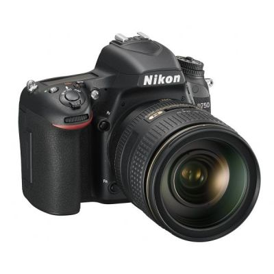 Fotocamera Nikon D750 Kit obiettivo 24-120mm F4 VR 24-120
