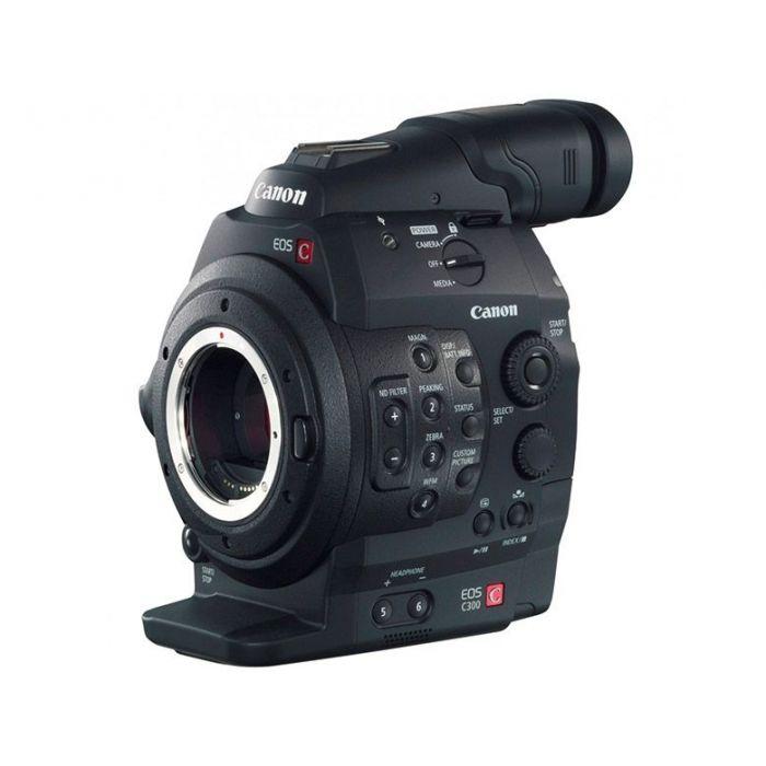 Videocamera Canon EOS C300 Cinema Camera body (EF mount) solo corpo