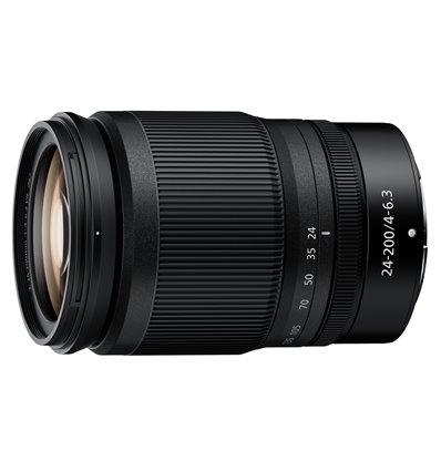 Obiettivo Nikon NIKKOR Z 24-200mm f/4-6.3 VR
