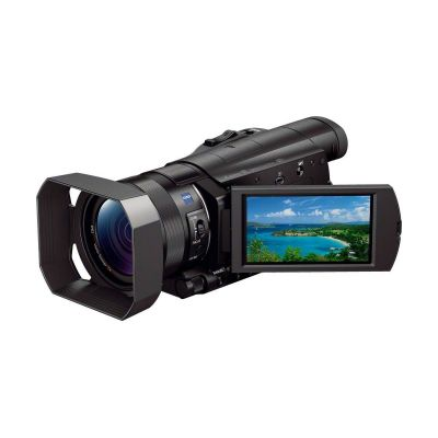 Videocamera Sony FDR-AX100E HD Camcorder [MENU ENG]
