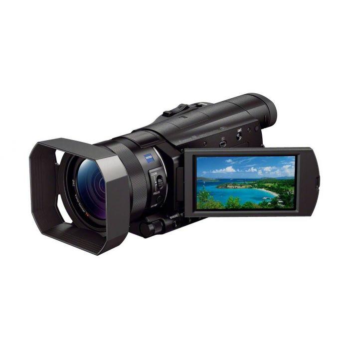 Videocamera Sony FDR-AX100E HD Camcorder [MENU ENG]