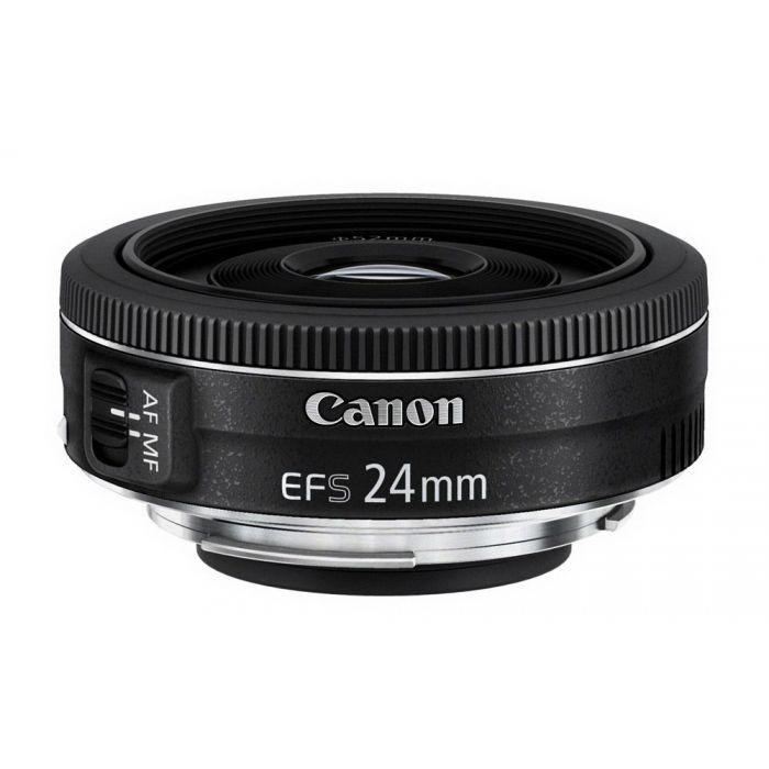 Obiettivo Canon EF-S 24mm f/2.8 STM Lens