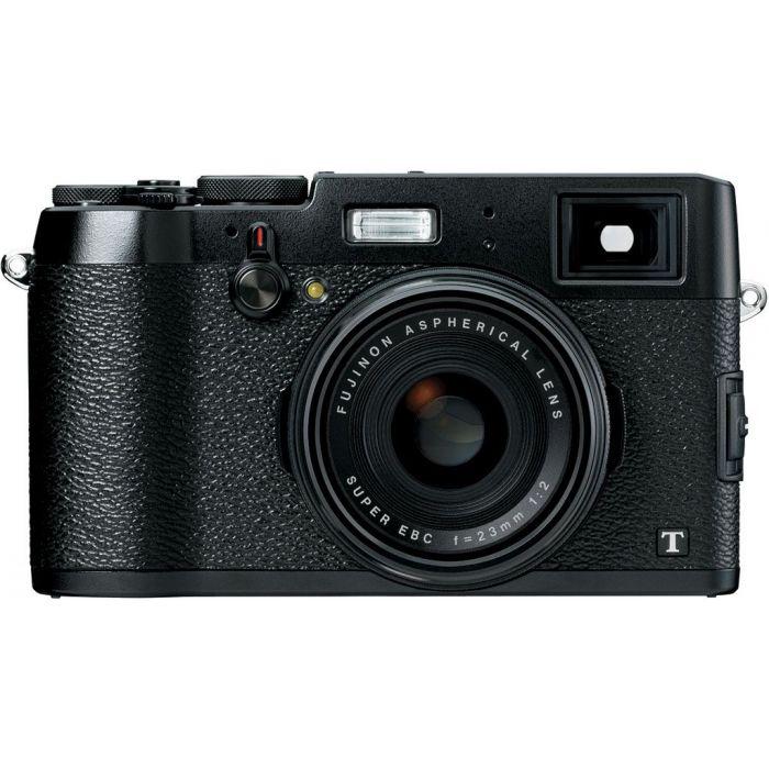 Fotocamera Fuji Fujifilm FinePix X100T Nero Black x-100t