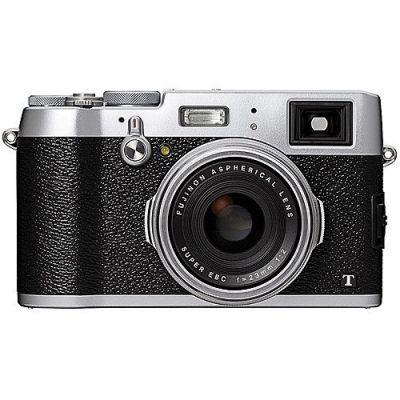 Fotocamera Fuji Fujifilm FinePix X100T Argento Silver