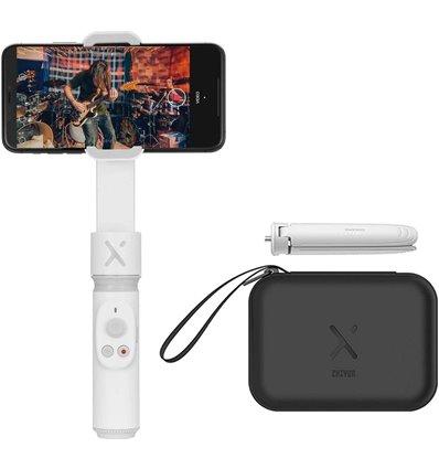 Zhiyun Smooth X Combo Gimbal Stabilizzatore per smartphone Bianco