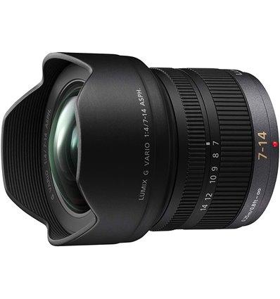 Obiettivo Panasonic LUMIX G VARIO 7-14mm f/4.0 ASPH PRONTA CONSEGNA