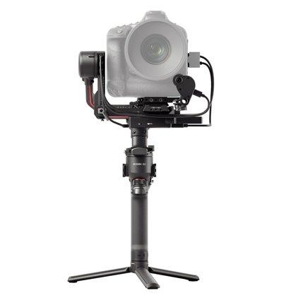 DJI Ronin RS 2 gimbal stabilizzatore per fotocamere mirrorless e reflex fino a 4,5 kg