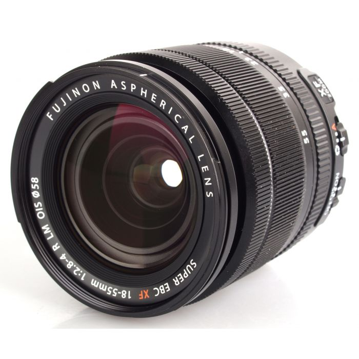 Obiettivo FUJINON XF 18-55mm F2.8-4 R LM OIS x Fuji Fujifilm 18-55