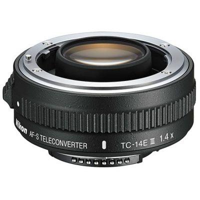 Nikon Convertitore AF-S Teleconverter 1.4x TC-14E III