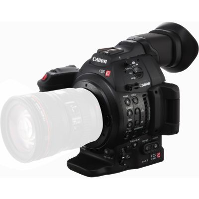 Videocamera Canon EOS C100 Mark II Cinema Camera solo corpo body (EF) mk2