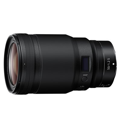 Obiettivo Nikon NIKKOR Z 50mm f/1.2 S