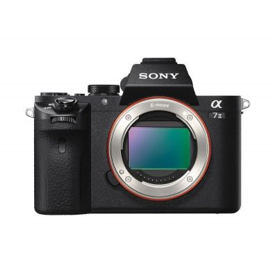 Fotocamera Sony Alpha A7 MK II Body Solo Corpo ILCE7M2B A7II Mark II MK2 (menu ENG)