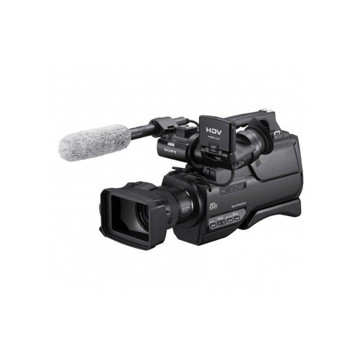 Videocamera Sony HVR-HD1000E Camcorder [MENU ENG]