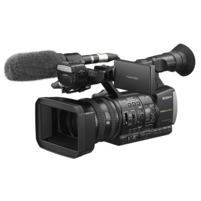 Videocamera Sony HXR-NX3 Camcorder (PAL) [MENU ENG]