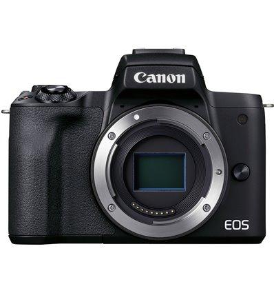 Fotocamera Mirrorless Canon EOS M50 Mark II body Nero