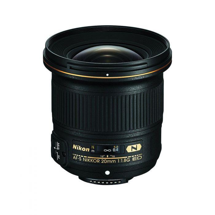 Obiettivo Nikon AF-S Nikkor 20mm f/1.8G ED Lens