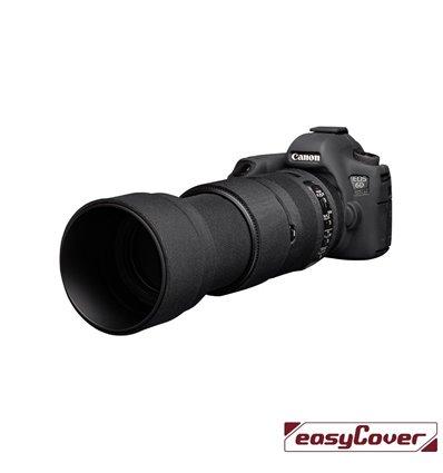 easyCover custodia in neoprene nera per obiettivo Sigma 100-400mm Contemporary lens oak